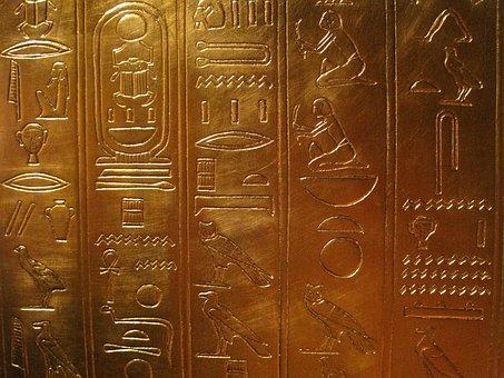 Replica Of Tutankhamun's Treasure, Display, Riches
