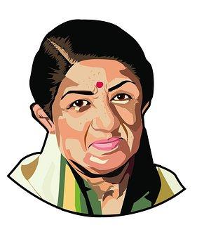 Lata Mangeshkar, Singer, Artist, Concert, Singing