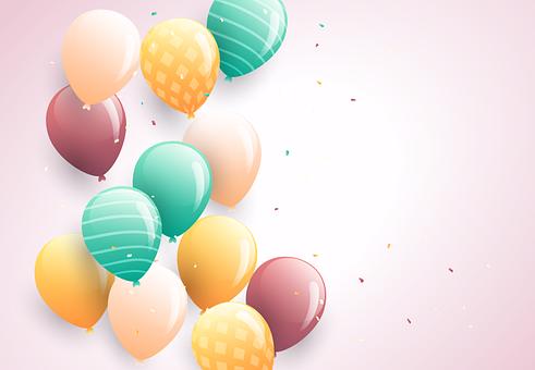 Background, Birthday, Interior Design, Decorations