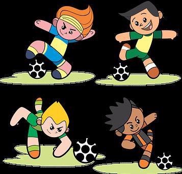 Football, People, Sport, Stadium, Game, Brazil, Ball