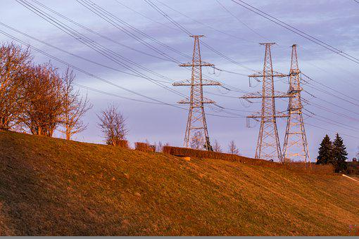 Lap, Power Line, Power Lines, Electricity, Wire