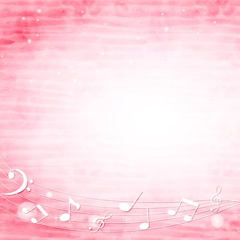 Musical, Notes, Frame, Background, Wallpaper