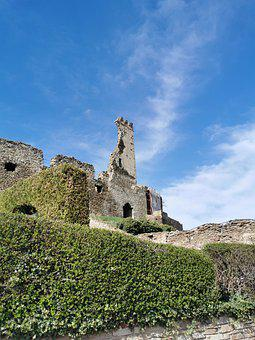 Castle, Ruins, Abandoned, Tower, Old Building, Lapsed
