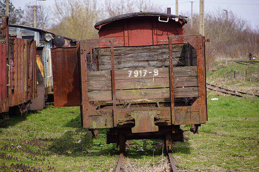 Old Train, Steam Railway, Railway, Narrow Gauge