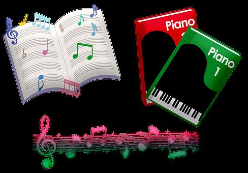 Music Books, Notes, Piano Books, Music, Tempo, Book