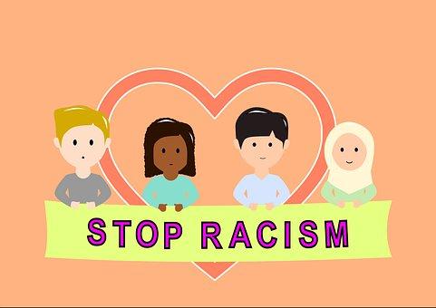 Stop Racism, No To Racism, Campaign, Peace, Racial