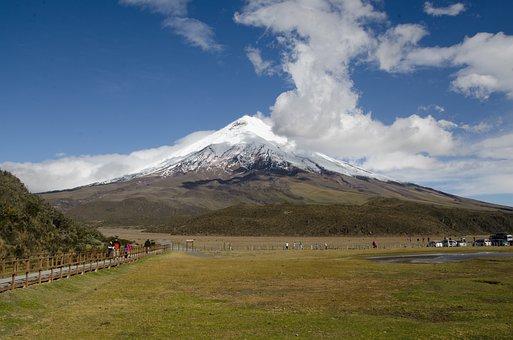 Volcano, Park, Landscape, Volcanoes, Ecuador, Ecosystem