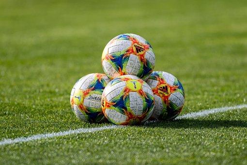 Football, Footballs, Balls, Football Field, Sport
