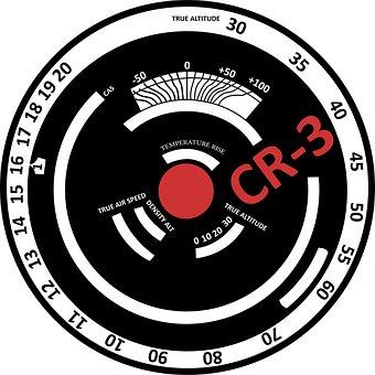 Cr3, Flight Computer, Aviation, Airplane, Flight