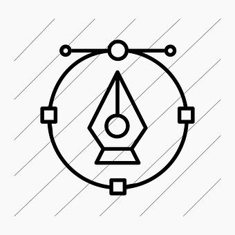 Graphic Design, Svg Icon, Design, Icon, Flat Icons