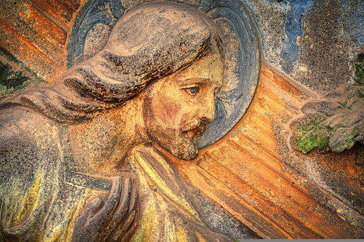 Christ, Way Of The Cross, Easter, Faith, Religion
