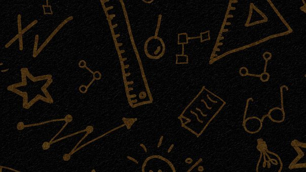 Background, Education, Doodle, Glasses