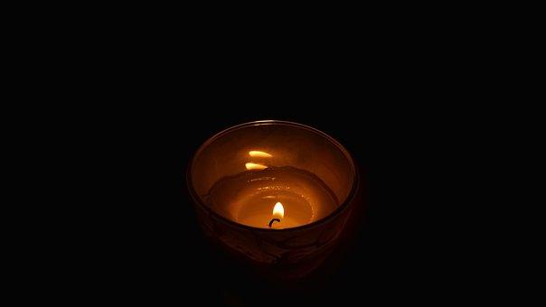 Candle, Flame, Light, Warm, Prayer, Meditation