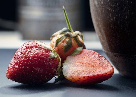 Strawberries, Fruit, Food, Healthy, Nutrition, Vitamins