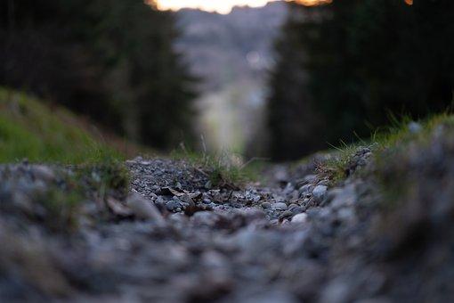 Rocks, Gravel, Trail, Path, Road, Pebbles, Stones