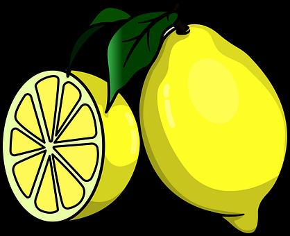 Lemon, Fruit, Food, Organic, Citrus, Healthy, Vitamins