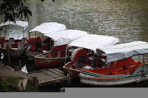Boats, River, Dock, Port, Harbor, Jetty, Lake, Canal