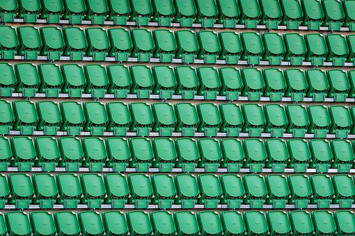 Chairs, Platform, The Grandstand, Sit, Seats, Tom