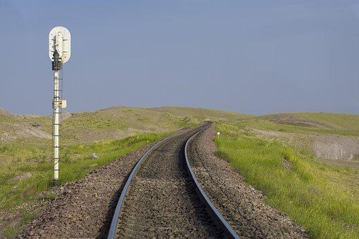 Railroad, Railway, Tracks, Travel
