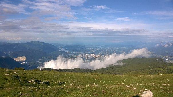 Klagenfurt, Alpenstraße, Alpenstrasse, Path, Trail
