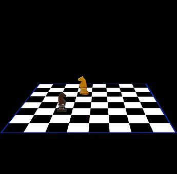 Chess, Knight, Play, Strategy, Chess Pieces, Board Game