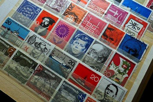 Stamp, Letter Postage, Post, Envelope, Compendiums
