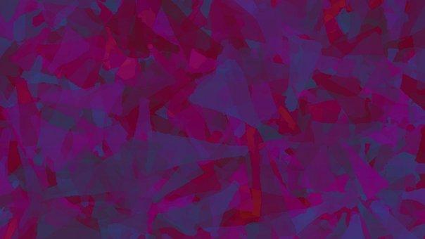 Multi Colored, Multicolored, Glowing, Neon, Background