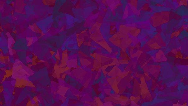 Multicolored, Glow, Glowing, Neon, Background, Si Fi