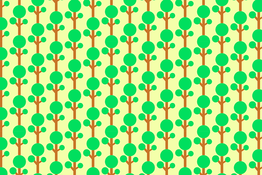 Tree, Pattern, Background, Leaf, Nature, Texture