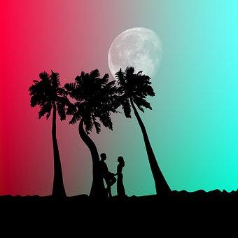 Love, Romantic, Holiday, Enjoy, Together, Romance