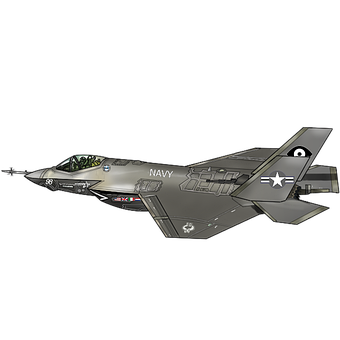 Airplane, Aircraft, Navy, Jet, Plane, Wings, Flight