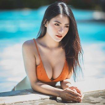 Bikini, Model, Woman, Girl, Beauty, Sexy, Hot, Swimsuit