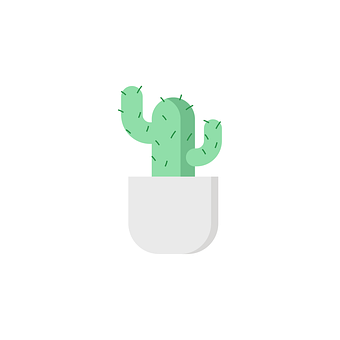 Cactus, Plant, Icon, Symbol, Succulent, Nature, Green