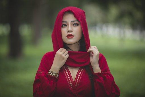 Asian, Woman, Model, Portrait, Female Model