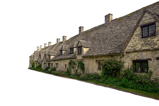 Houses, Building, Architecture, Old, Facade, Homes