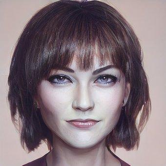 Portrait, Woman, Face, Girl, Female, Makeup
