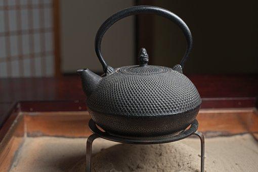 Teapot, Kettle, Japanese, Traditional, Culture, Pot