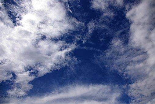 Clouds, Sky, Nature, Blue Sky, White Clouds