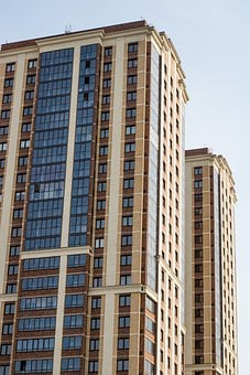 Buildings, Skyscrapers, City, Architecture, Facade
