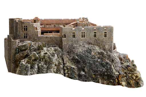 Castle, Fortress, Medieval, Architecture, Ancient, Fort