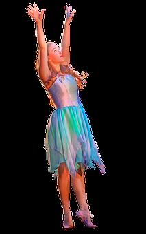 Female Dancer, Woman, Modern Dance, Expression, Dance