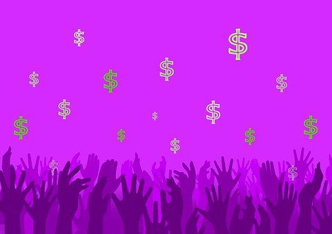 Money, Wealth, Investment, Rich, Finance, Greed, Desire