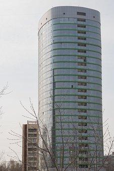 Building, Skyscraper, City, Architecture, Facade