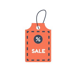 Discount, Tag, Sale, Sticker, Banner, Badge, Label