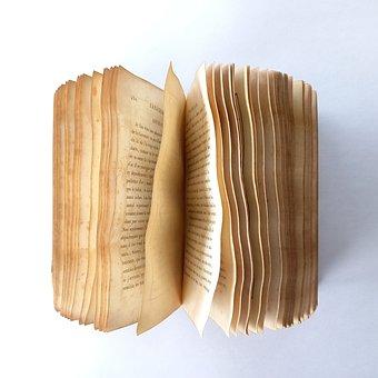 Book, Old, Old Book, Literature, Vintage, Knowledge