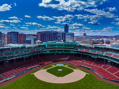 Baseball, Red Sox, Boston, Sports, Mlb, Stadium