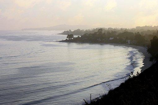 Cove, Beach, Shore, Shoreline, Seashore, Coast