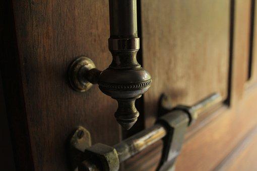 Doorlock, Door, Ornament, Portal, Doorknocker, Wall
