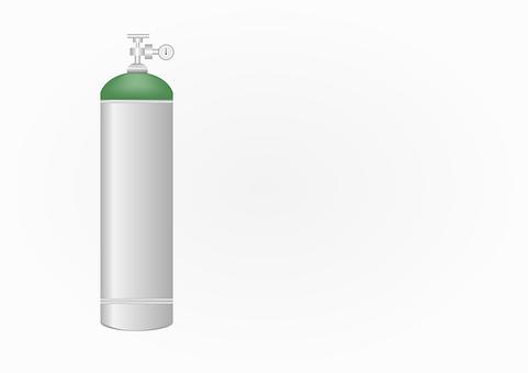 Oxygen, Tank, Icon, Oxygen Tank, Cylinder, Equipment