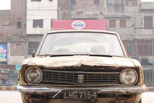 Old, Car, Vintage, Classic, Oldtimer, Antique